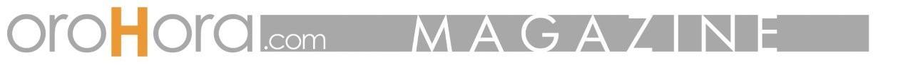 Magazine oroHora Logo