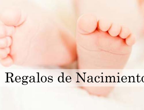 ¿Qué regalamos a un recién nacido?