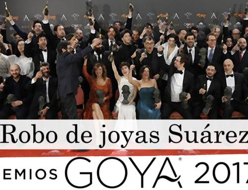 Robo de joyas en la Gala de los Goya 2017
