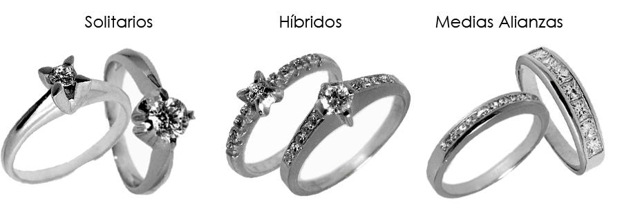 anillos compromiso plas gemas
