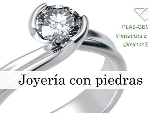 Entrevista a José Placer: la actualidad en joyería con brillantes y piedras de color