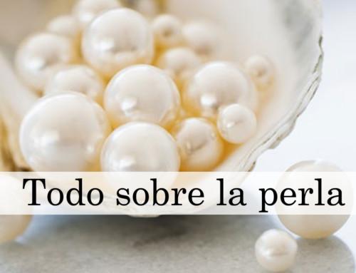 Perlas cultivadas, un regalo de la naturaleza